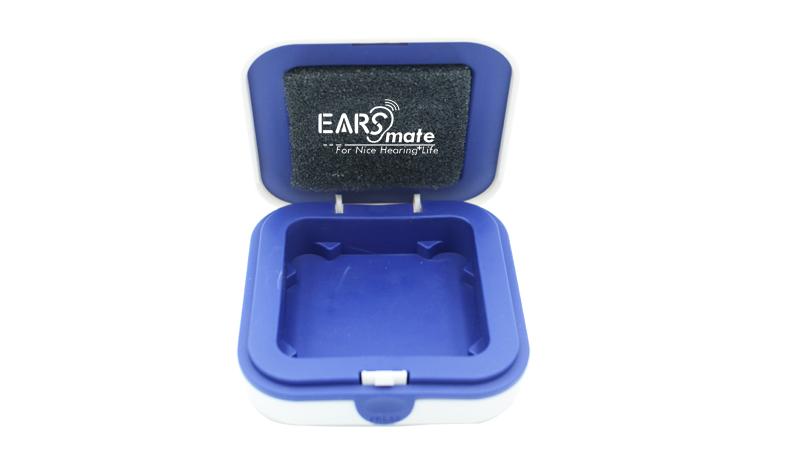 Mini audífonos recargables de audífonos RIC
