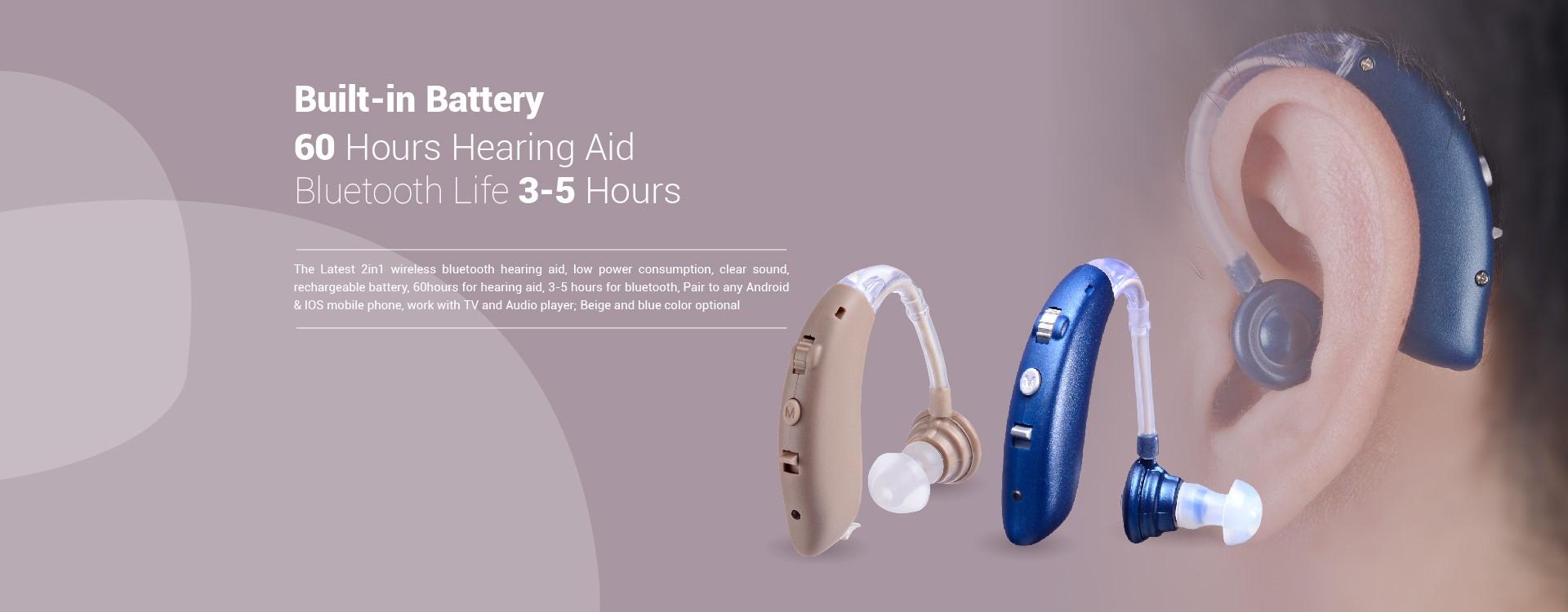 Audífono Bluetooth barato